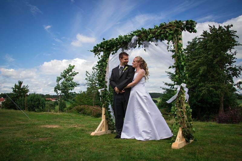 slavobrána pro svatby