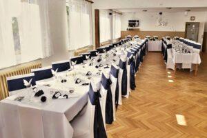 prostory pro svatby