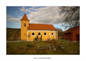 Kostel - Janov