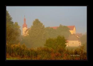 Smilovy Hory - mlha