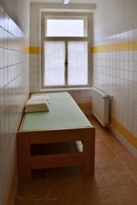Místnost u sauny
