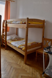 Pokoj v ubytovně