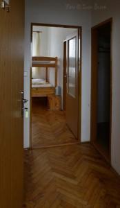 Pokoje v turistické ubytovně