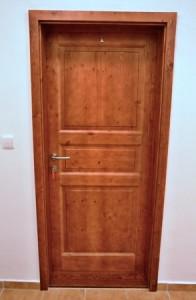 pokoje ve vchodu č.1 6